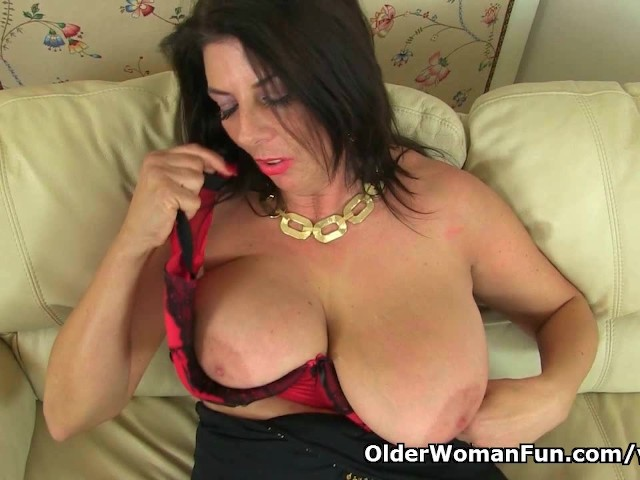 British Milf Lulu Works Her Big Naturals And Wet Pussy - Free Porn Videos - Youporn-9585