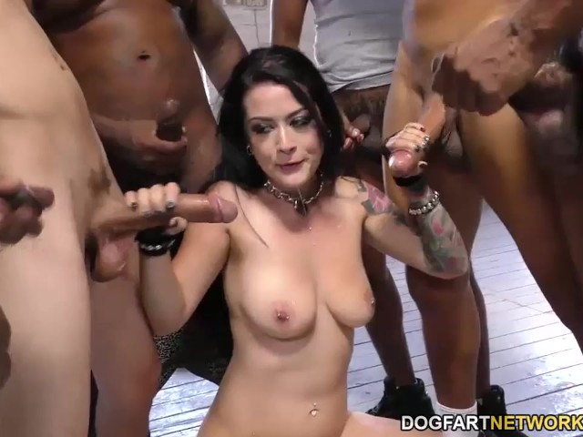 Katrina Jade Sucks Mange Black Cocks - Free Porn Videos-7072