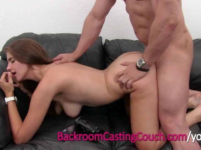 Teen Master Cocksucker Mia On Backroom Casting Couch -6983