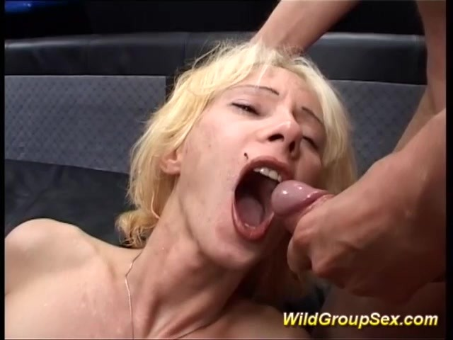 Brea lynn threesome leone tube