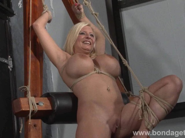 German Rope Slut Melanie Moons Hogtied Bondage - Free Porn Videos - Youporn-4957