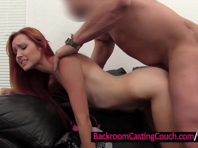 red head first time fuck