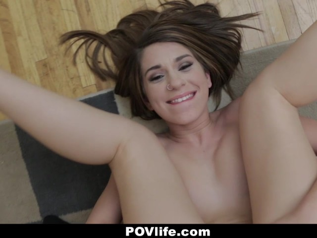 Povlife online hottie fucked on first date 10