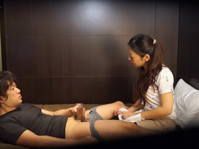 image Subtitled japanese hotel massage handjob leads to sex in hd