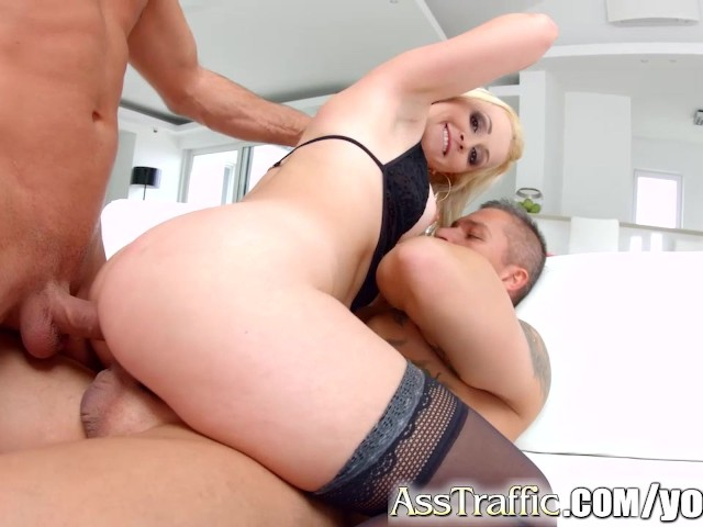 Nina trevino in first time deep anal gonzo scene by ass 5