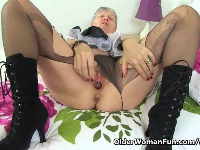 British Granny Porn - British Granny Savana Will Serve All Your Needs - Free Porn Videos - YouPorn