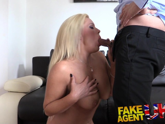 Fakeagentuk Sexy Blonde Milf Gets a Good Fucking in Hardcore Porn Interview  - Free Porn Videos - YouPorn