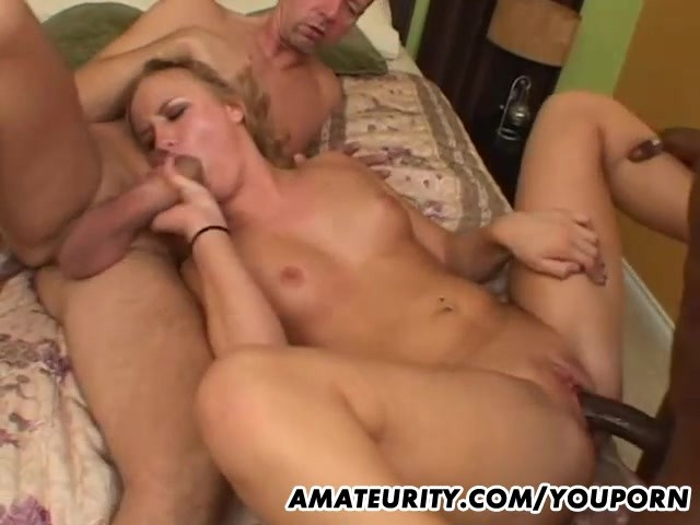Amateur Girlfriend Interracial Threesome With Facial Shots Free Porn Videos Youporn