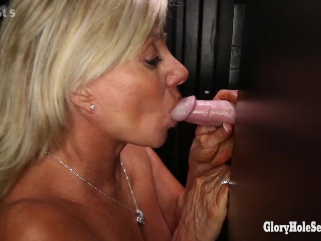 Free mature glory hole videos-9815