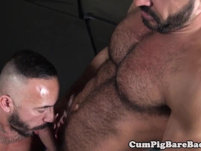 Raw Fucked Nipple Pierced Bear Jerks Off Cum - Kostenlose Pornovideos -  YouPorngay