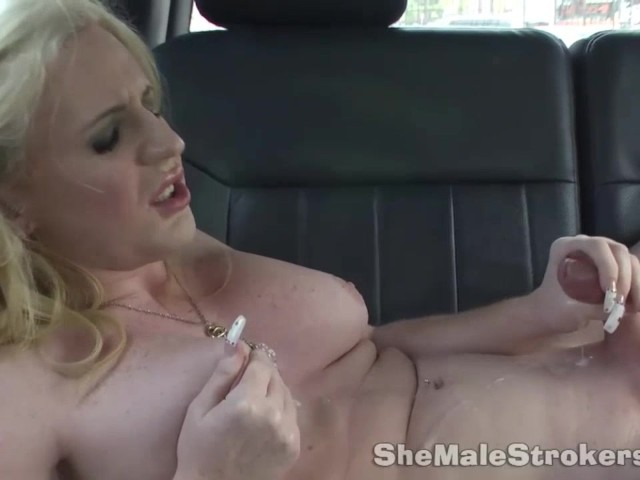 Shemales Eat Her Own Cum Or Shoot Her Cum In Her Own Faces -2246