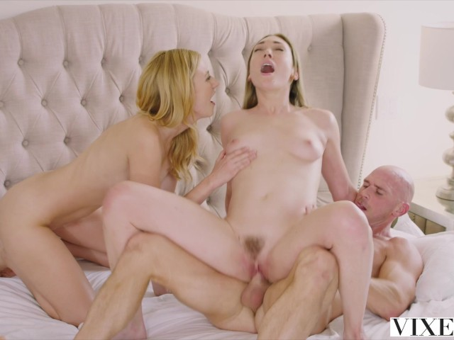 VIXEN My Passionate Threesome With A Hot Couple #269023