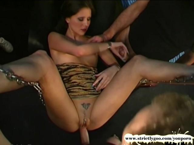 Filipina oral sex bondage
