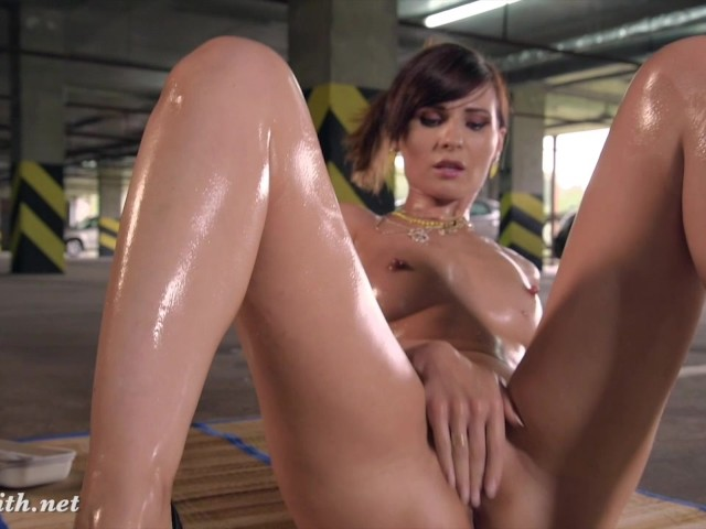 Jeny smith naked sales girl meet customers in a sex shop - 1 part 7