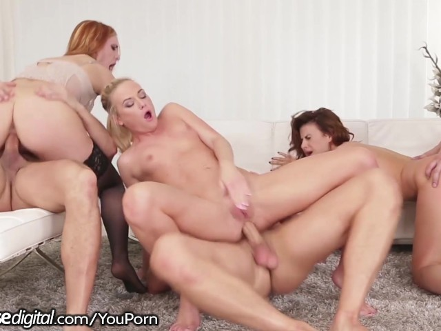 Doghouse Swingers Group Fuck In The Ass - Free Porn Videos -3761