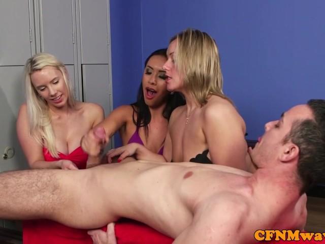 First ffm threesome storyy