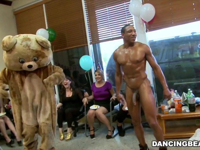 Dancing Bear Monster Cock