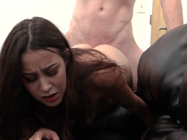 Super Hot Teen First Anal On Backroom Casting Couch - Free -8161