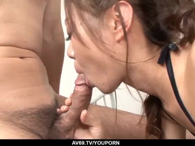 Mio Hiragi Loves Sucking and Fucking on Cam