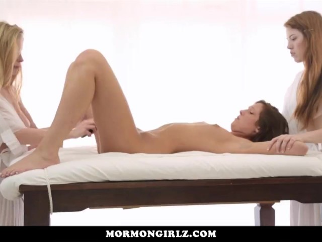 Mormongirlz- Two Lesbians Seduce A Straight Teen - Free -5989