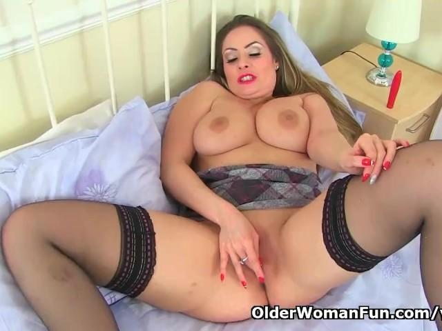 Big boob milf suck