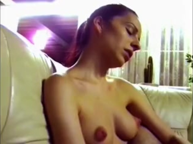 Alina florentina solo and cock milking 1