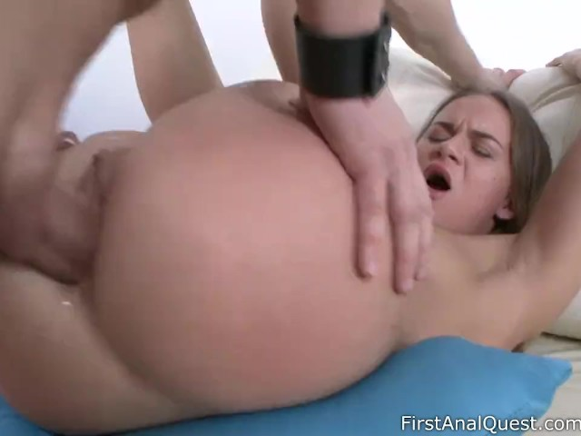 Anal Surprise Amateur Orgasm