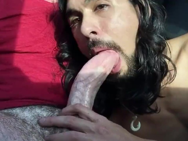 Deepthroat Suck and Cum Swallow Huge Cock