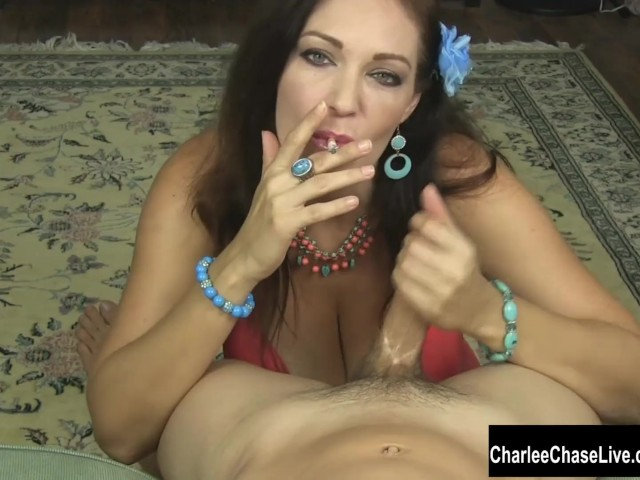 Watch cocksucker charlee chase in action 8