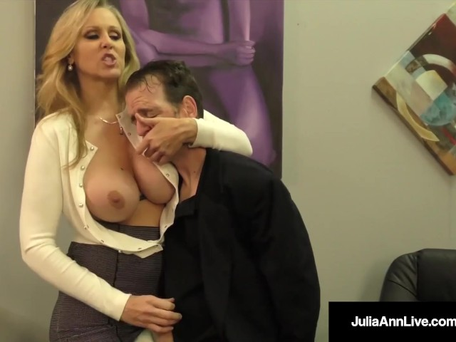 Julia ann milks stepson before his date Part 5 7
