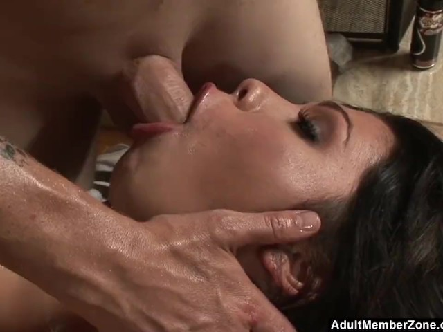 Adultmemberzone bitch gets screwed at the massage table 3