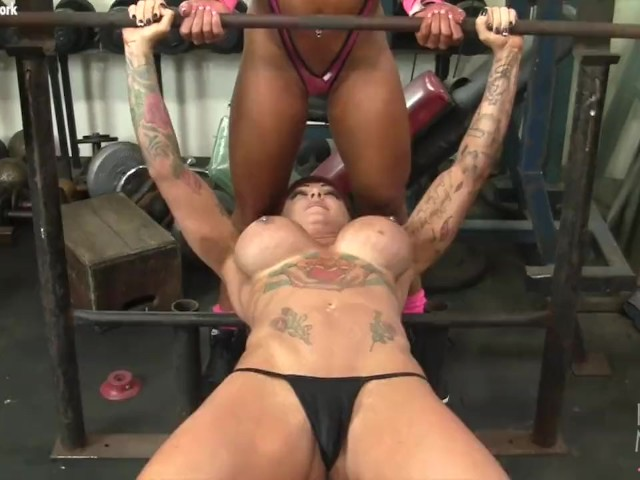Fucking sport muscle drilled