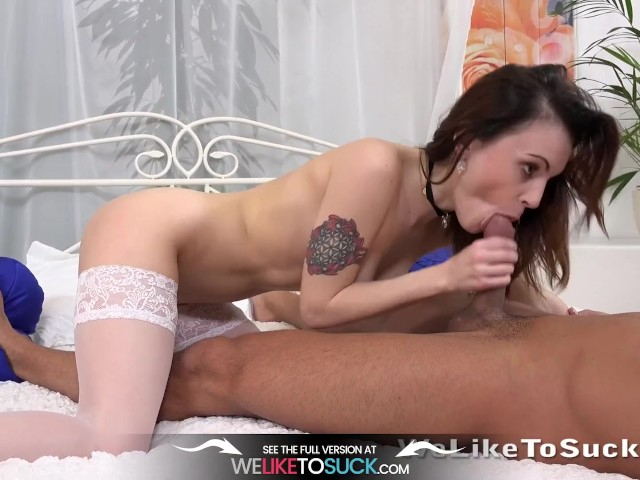 image Weliketosuck massage sex for camilla moon who eats cum after steamy sessi