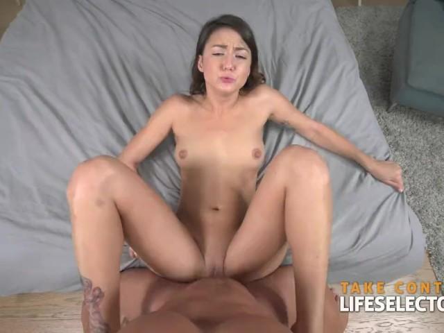 porn dick black in hand