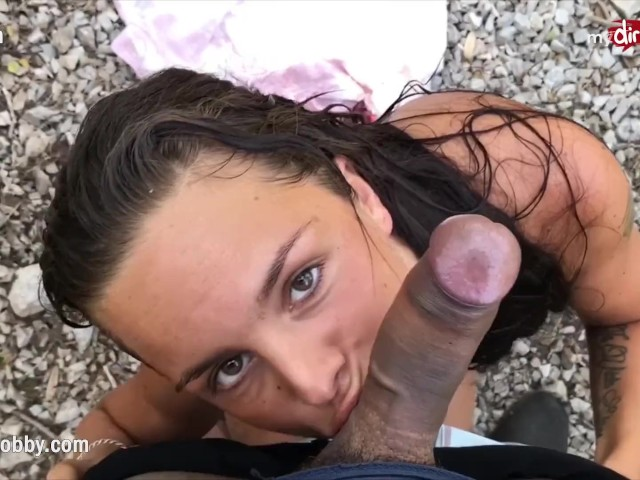 The best blowjob swallowing