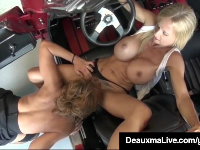 Texas cougar deauxma pays busty mechanic brooke tyler w sex 6