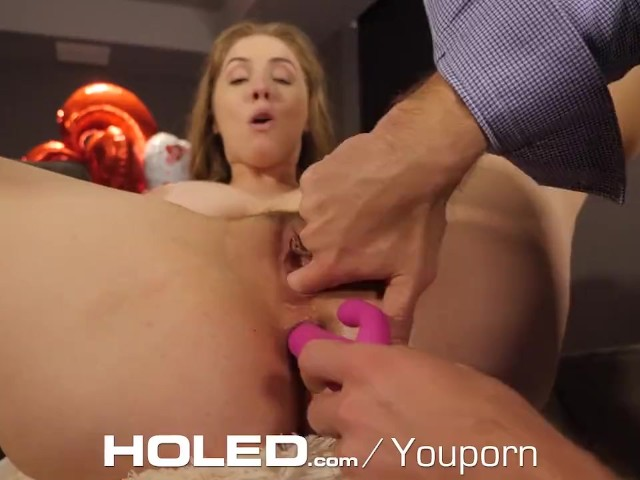 Holed happy valentines day surprise anal fuck with lena paul