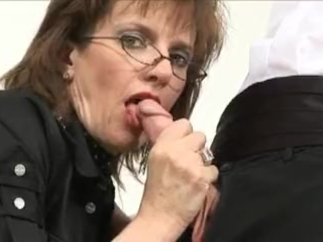 British sonia lets one of her big fans fuck her milf pussy 8