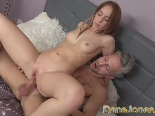 Dane Jones Petite Teen Takes a Big Bendy Cock Inside Her Tight Wet Pussy