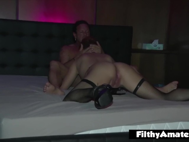 Real Orgy With Two Wives Enjoying With Cock in the Ass