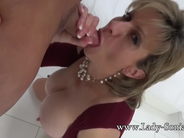 Sonia facial lady How to