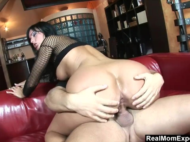 Nasty Whore Milf Fucks Two Guys in a Row