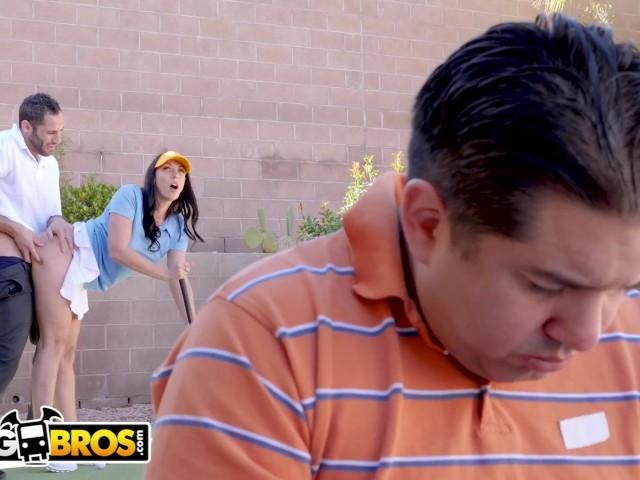 Cheating Latina Milf Neighbor