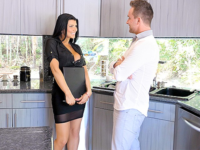 Puremature Busty Milf Real Estate Agent Pounded