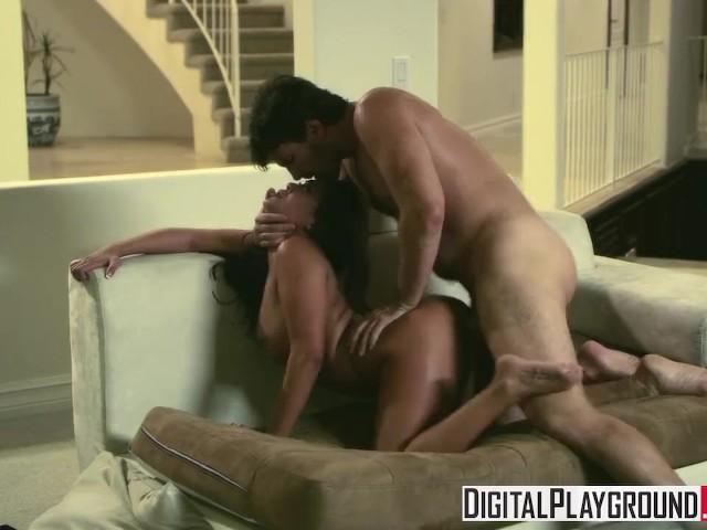 Digital Playground - London Keyes & Manuel Ferrara - Foreigner, Asian Teen Loves Cock