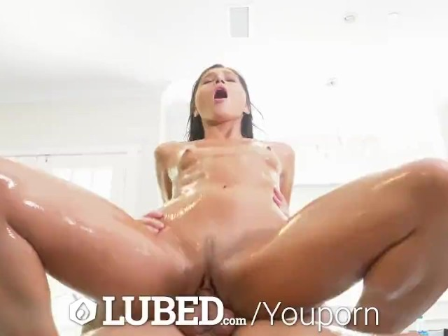 lubed labor day celebration dripping creampie fuck