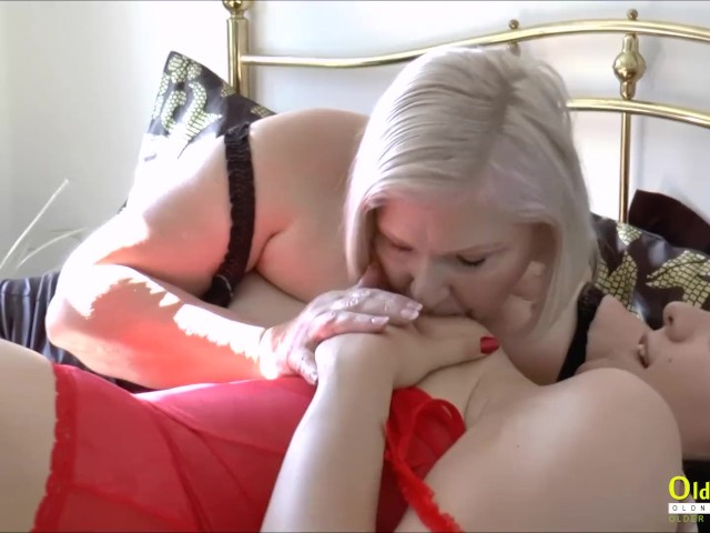 Oldnanny Lacey Starr Hot Transsexual Adventure