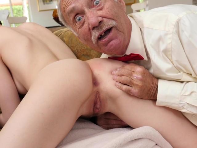 porn gonzo old man