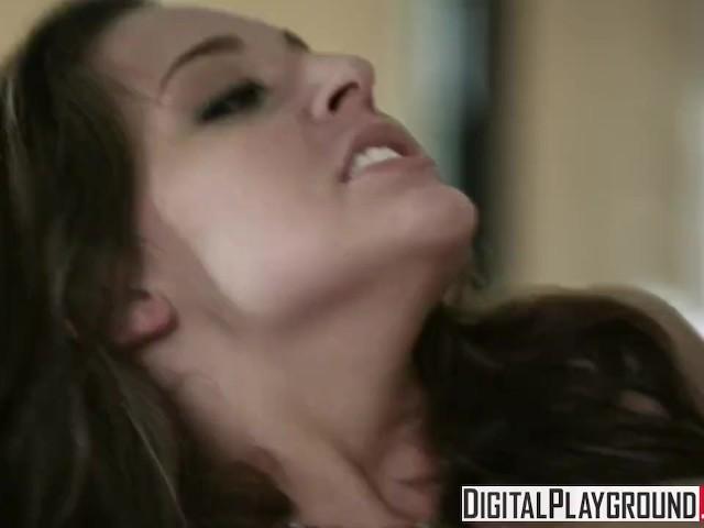Digital Playground - Cute Lil Brunette Gracie Glam & Scott Nails Star in Asking Price, Scene 4