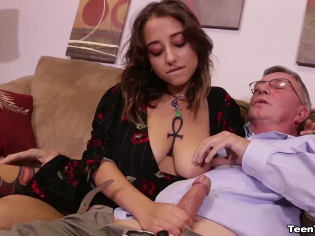 Jerking Off The Old Man - Free Porn Videos - Youporn-9363